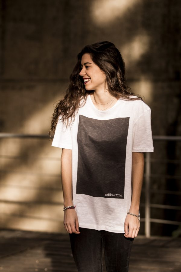camisetas con rectangulo
