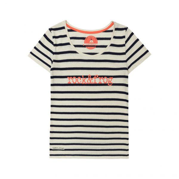 camiseta rayas mujer
