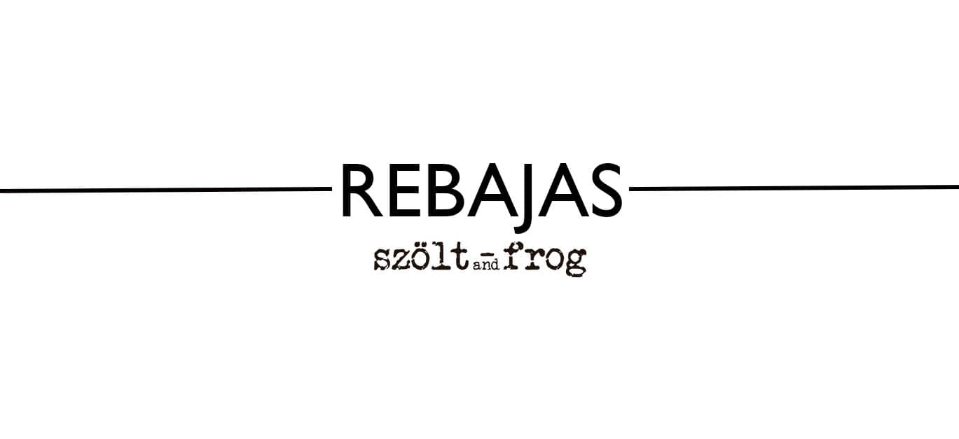 REBAJAS SZOLT AND FROG