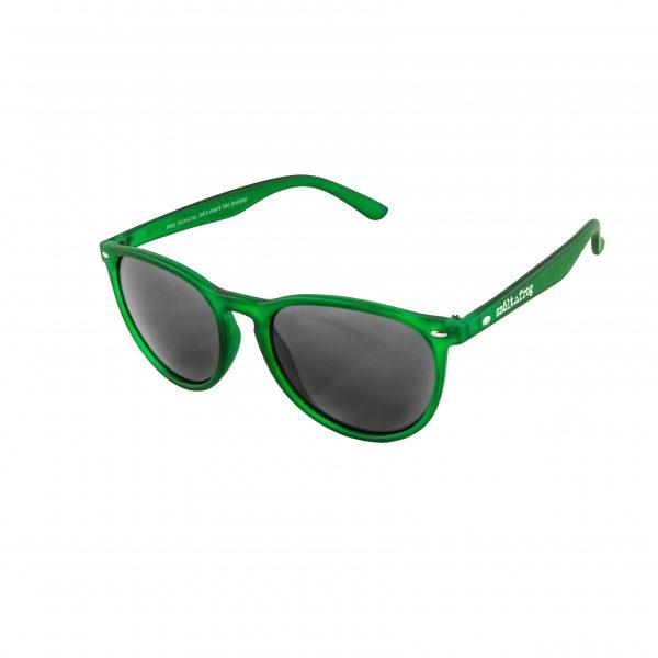 Gafas de sol verde
