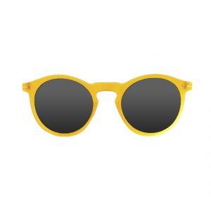 gafa de sol amarilla