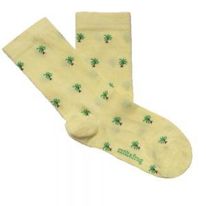 calcetin palmeras