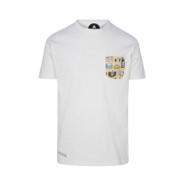 Camiseta con Bolsillo