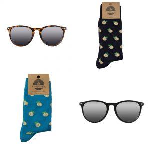 Pack gafas de sol cacetines