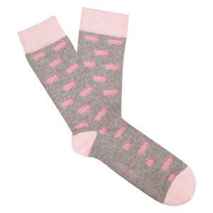 calcetines cerdos