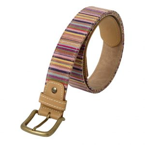 man ethnic belts