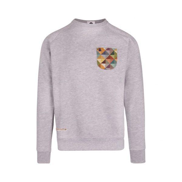 sweatshirt with pocket