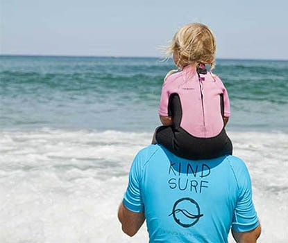 Kind Surf campaign