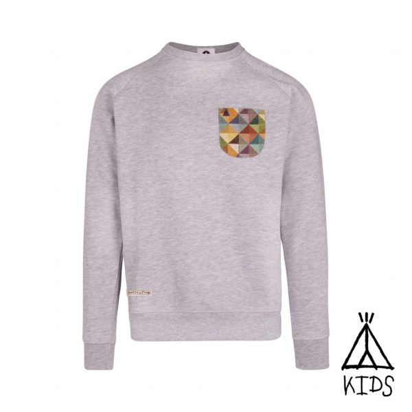 boy's pocket sweatshirt